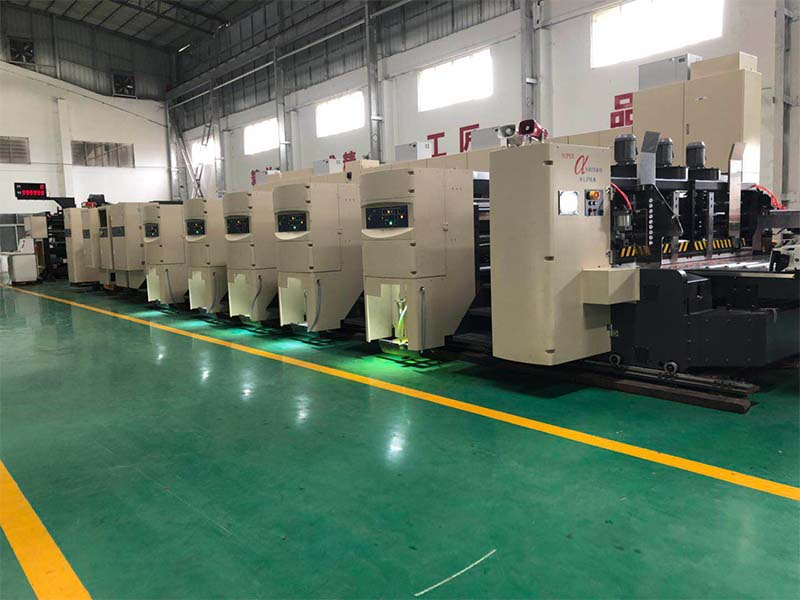 jumbo printer cardboard boxes machine