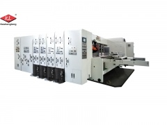 Rotary Die-cutting Machine for Corrugated Boxes
