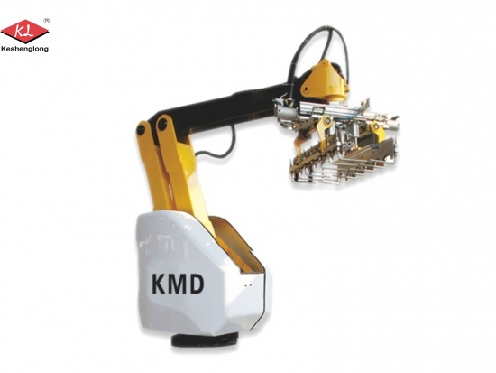 CNC manipulator robotic arm