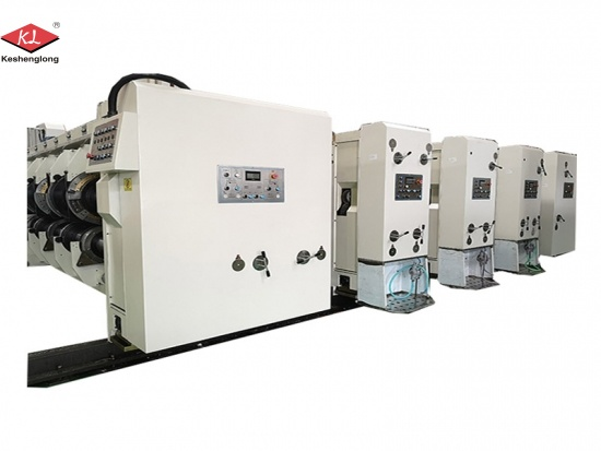 Rotary Die Cutting Machine China