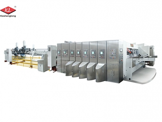 Manufacturer Carton Printing Machine