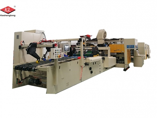 China Corrugated Carton Flexo Printing Slotting Die Cut