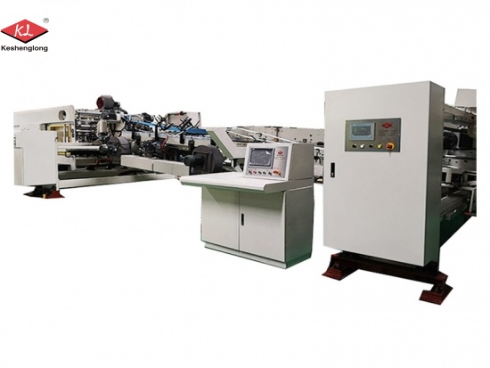 High Speed Corrugated Board Printing Machine