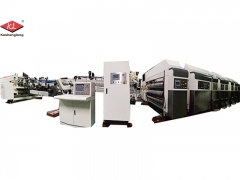 Corrugated Board Printing Machines