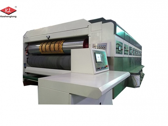 Flexo Folder Gluer for Corrugated Box Machine