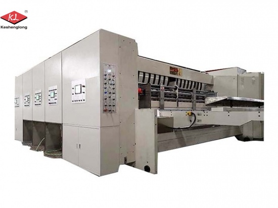 High Defination Rotary Printer Slotter Die Cutter