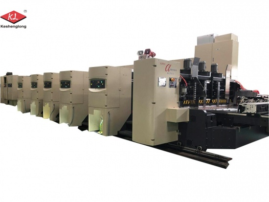 Printer Slotter Machine for Sale