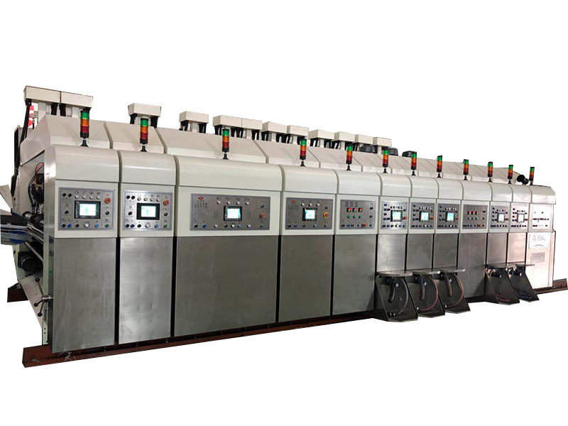 Corrugated Flexo Printing Machine Manufacturer