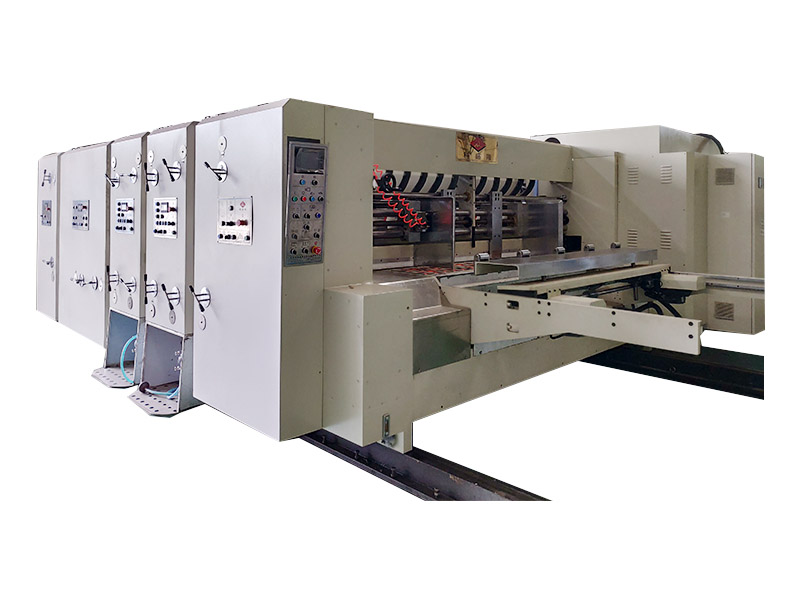 China Semi-Automatic Flexo Printer Slotter Die-cutter suppliers