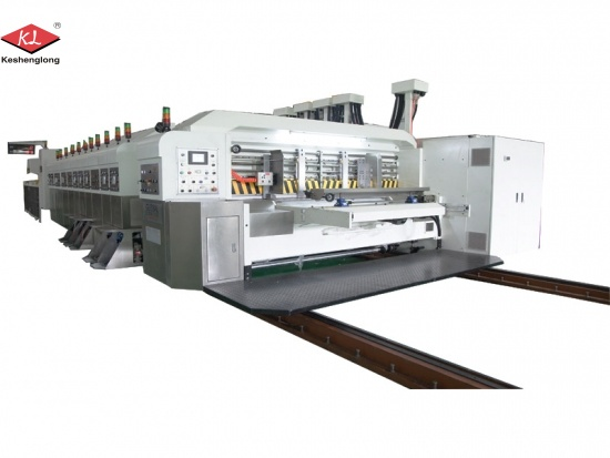 Printing Machine for Corrugated Box