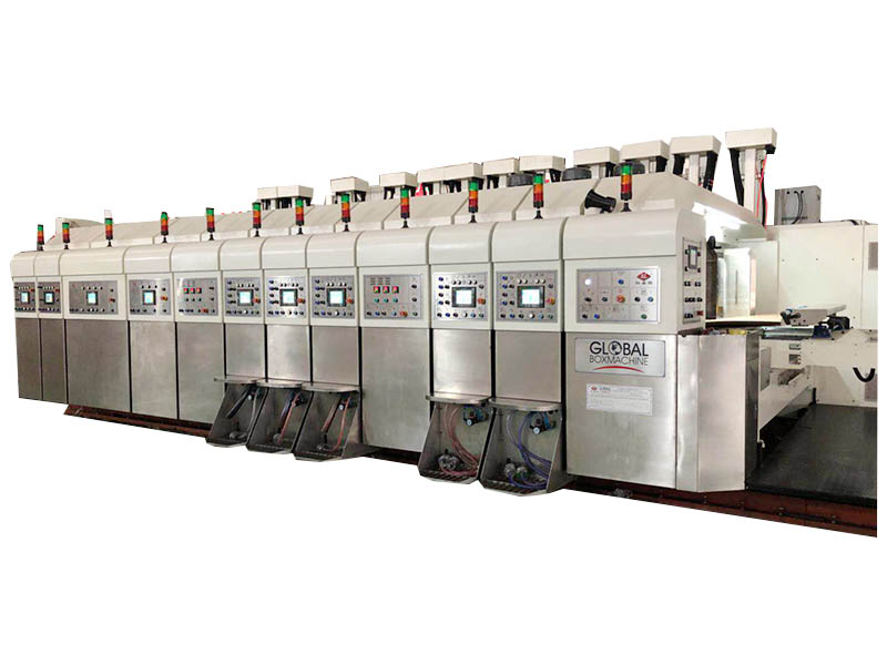 Corrugated Carton Printing Machine China