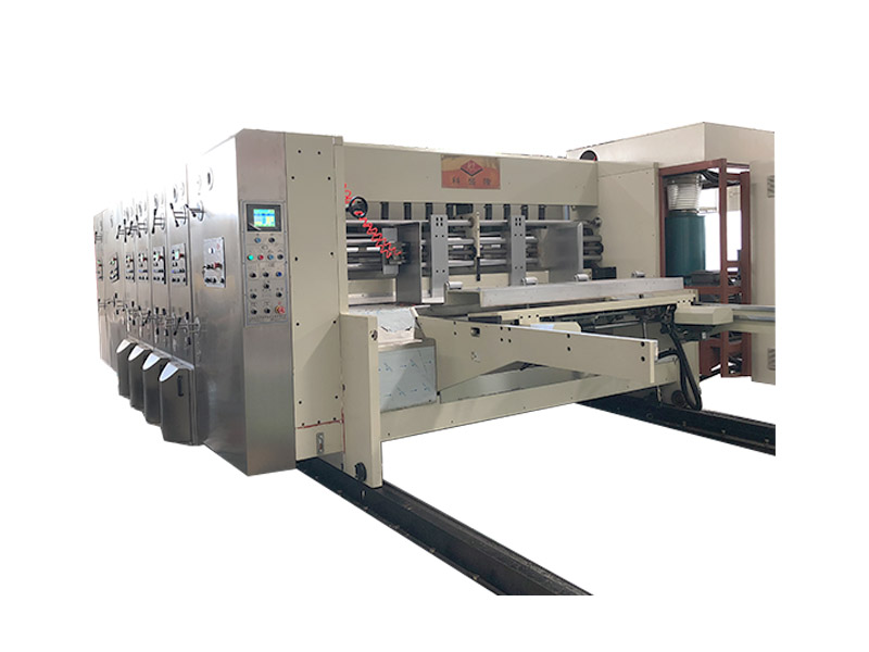 Carton Board Printing Machine