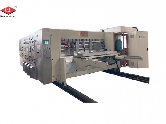 Rotary Printing Machine Die Cutting