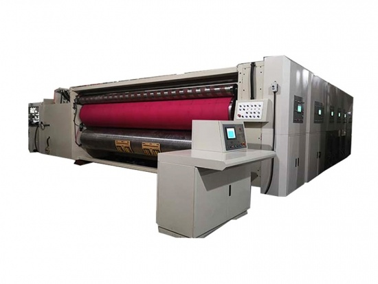 Automatic Flexo Printer Slotter and Die Cutter