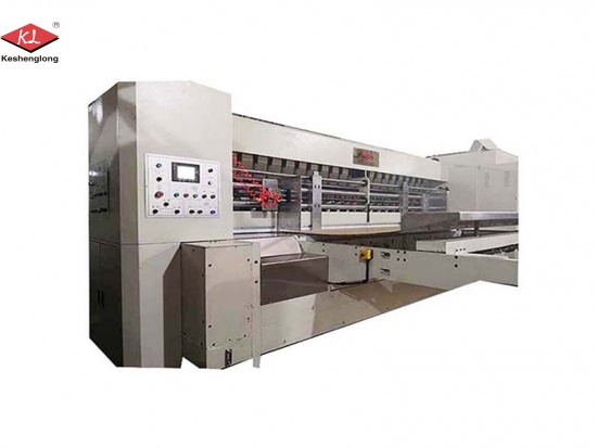Automatic Printing Slotting Die Cutting