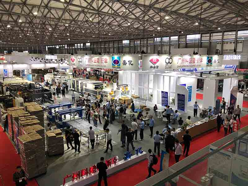 Sino Corrugated Expo is Currently Under Way!